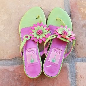 Lilly Pulitzer Sandals - Size 6.5